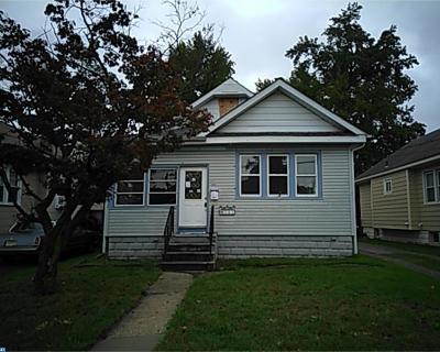 Oaklyn Single Family Home ACTIVE: 141 Manor Avenue