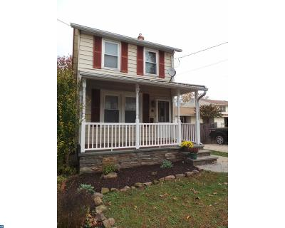 Phoenixville Single Family Home ACTIVE: 173 Pennsylvania Avenue