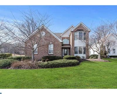 Moorestown Single Family Home ACTIVE: 101 Inverness Drive