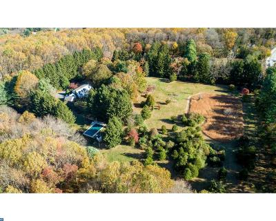 Chadds Ford PA Single Family Home ACTIVE: $850,000