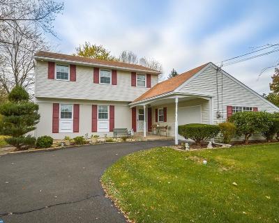 Hatfield Single Family Home ACTIVE: 1526 School Road