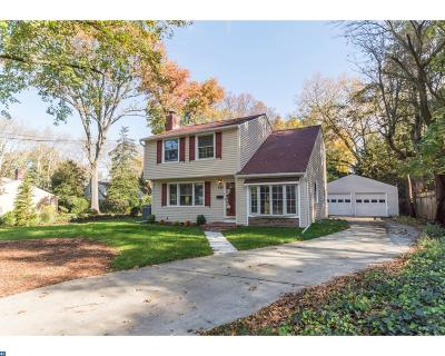 Moorestown Single Family Home ACTIVE: 293 Collins Avenue