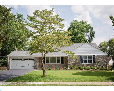 PA-Delaware County Single Family Home ACTIVE: 21 Shawnee Road