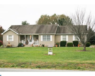 Dover Single Family Home ACTIVE: 323 Artis Drive
