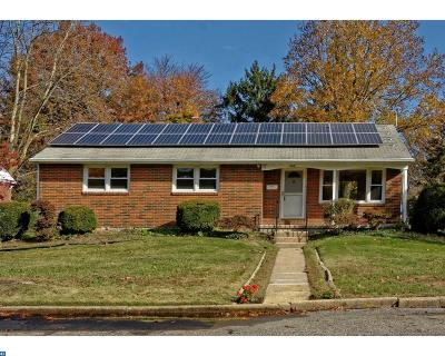 Swedesboro Single Family Home ACTIVE: 532 Lakeview Drive