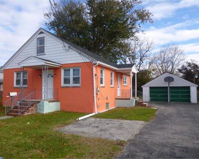 Single Family Home ACTIVE: 322 Sicklerville Road