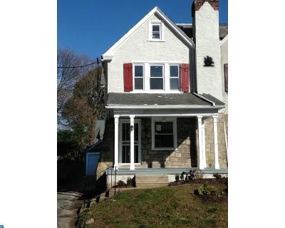Lansdowne Single Family Home ACTIVE: 277 Highland Avenue