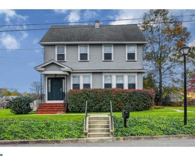 Bordentown Single Family Home ACTIVE: 204 2nd Street