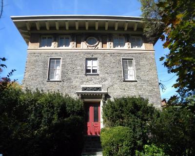 Philadelphia Multi Family Home ACTIVE: 5 E Chestnut Hill Avenue