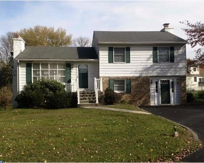 Langhorne Single Family Home ACTIVE: 263 Rosewood Avenue