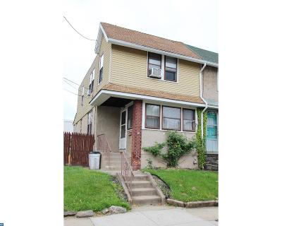 Clifton Heights Single Family Home ACTIVE: 12 Penn Street