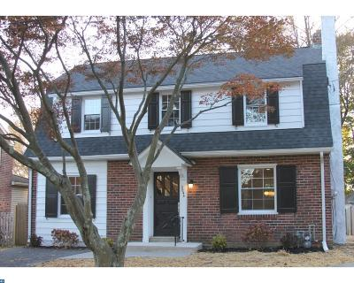 Abington Single Family Home ACTIVE: 2044 Maplewood Avenue
