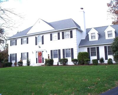 Langhorne Single Family Home ACTIVE: 513 Heatons Mill Drive