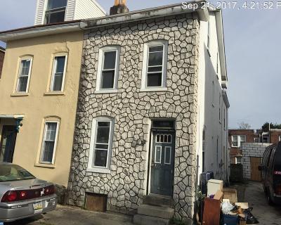 Philadelphia Single Family Home ACTIVE: 22 E Springer Street