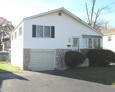 Warminster Single Family Home ACTIVE: 486 Nemoral Street
