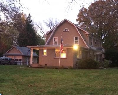 Phoenixville Single Family Home ACTIVE: 1432 State Road