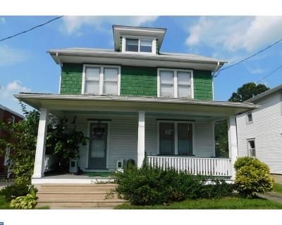 Moorestown Single Family Home ACTIVE: 413 Church Street