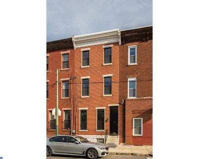 Philadelphia Condo/Townhouse ACTIVE: 771 S 12th Street