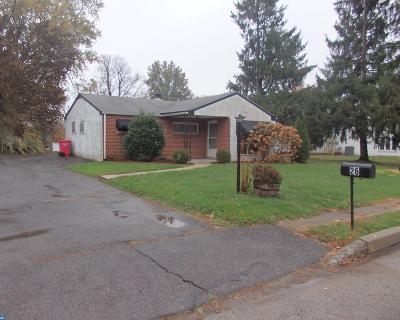 Norristown Single Family Home ACTIVE: 26 Henry Road