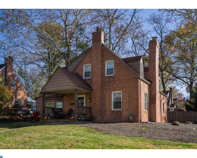 Norristown Single Family Home ACTIVE: 1500 Harding Boulevard
