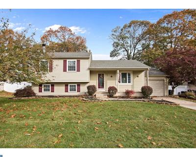 Gloucester Twp, Sicklerville Single Family Home ACTIVE: 19 Dresden Court