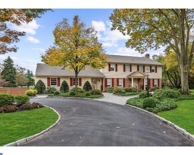 Moorestown Single Family Home ACTIVE: 5 Broadacres Court