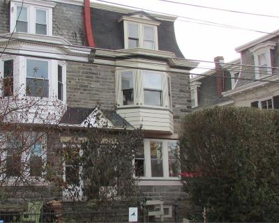 Single Family Home ACTIVE: 120 E Chestnut Hill Avenue