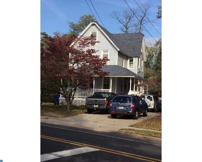 Moorestown Single Family Home ACTIVE: 505 Lenola Road
