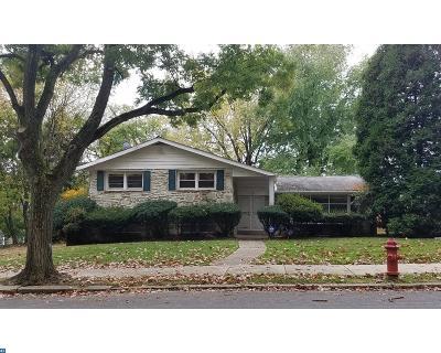 Single Family Home ACTIVE: 7110 Wissahickon Avenue