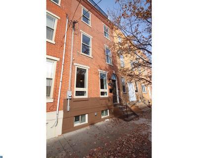 Philadelphia Condo/Townhouse ACTIVE: 1113 Ellsworth Street