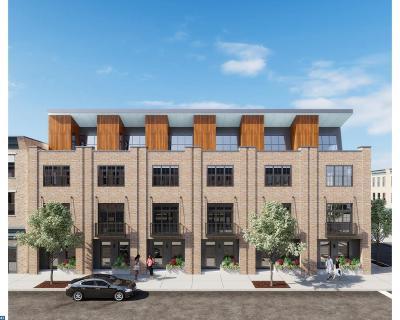 Philadelphia Condo/Townhouse ACTIVE: 1337 5th Street