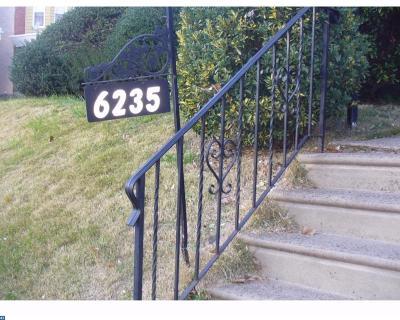 Philadelphia Single Family Home ACTIVE: 6235 McCallum Street