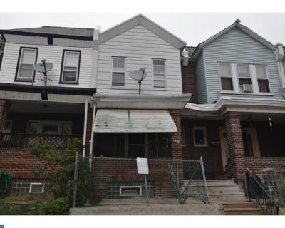 Philadelphia PA Condo/Townhouse ACTIVE: $59,500