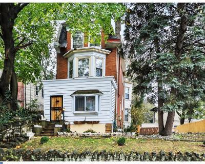 Philadelphia Single Family Home ACTIVE: 5230 McKean Avenue