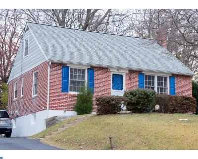 Springfield, Upper Darby Single Family Home ACTIVE: 917 Greenbriar Lane