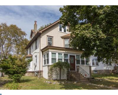 Springfield, Upper Darby Single Family Home ACTIVE: 28 S Carol Boulevard