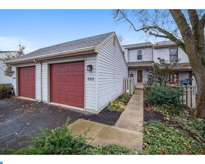 PA-Bucks County Condo/Townhouse ACTIVE: 260 Inverness Circle