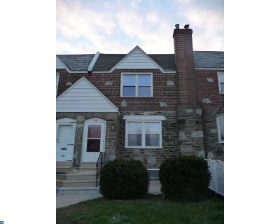 Springfield, Upper Darby Condo/Townhouse ACTIVE: 734 Windermere Avenue