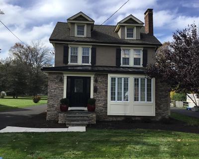 Langhorne Single Family Home ACTIVE: 506 S Bellevue Avenue