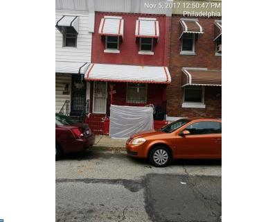 Philadelphia Condo/Townhouse ACTIVE: 3150 Bambrey Street