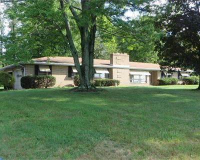 PA-Bucks County Single Family Home ACTIVE: 219 W Pumping Station Road
