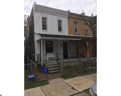Philadelphia Single Family Home ACTIVE: 132 E Pomona Street