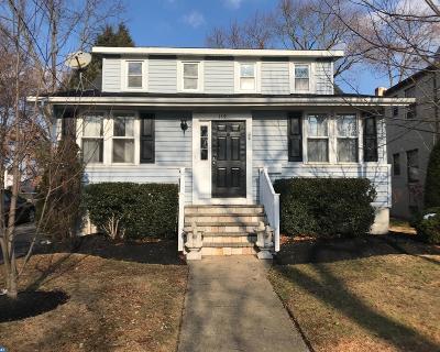Clementon Single Family Home ACTIVE: 119 Silver Lake Drive