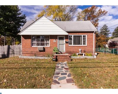 Pennsauken Single Family Home ACTIVE: 6505 Browning Road
