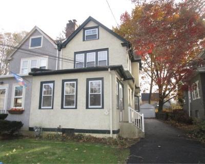 Lansdowne Single Family Home ACTIVE: 48 W Essex Avenue