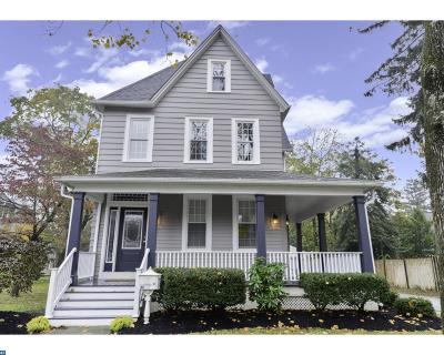 Wenonah Single Family Home ACTIVE: 9 S Marion Avenue