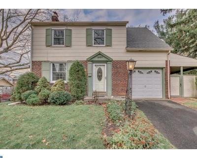 Abington Single Family Home ACTIVE: 1802 Allen Lane