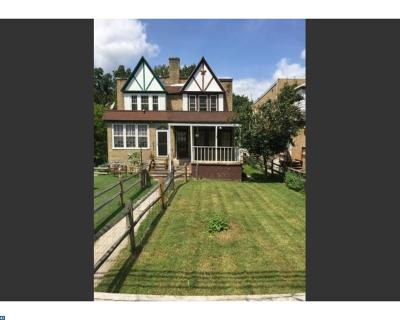 Coatesville Single Family Home ACTIVE: 1697 Valley Road