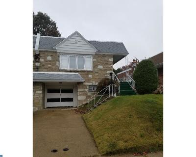 Philadelphia Single Family Home ACTIVE: 7826 Whitaker Avenue