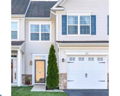 Middletown Condo/Townhouse ACTIVE: 261 Wilmore Drive